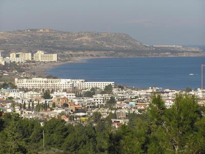 Location Appartement Rhodes